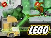绿巨人乐高版